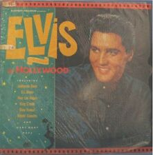 ELVIS PRESLEY, IN HOLLYWOOD - FRENCH IMPORT LP