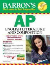 Barron's AP English Literature and Composition, 5th Edition (Barron's Ap English