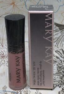 Mary Kay Nourishine Plus Lip Gloss PINK PARFAIT 047937 New In Box Free Shipping!
