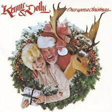 Once Upon a Christmas Kenny Rogers & Dolly Parton Brand New Import CD- Fast Ship