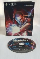INFAMOUS 2 SPECIAL EDITION PS3 PLAYSTATION 3 ITALIANO FUNZIONANTE BLACK LABEL