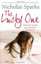 The Lucky One,Nicholas Sparks- 9780751539240