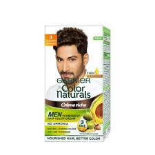 Garnier Naturals Men Shade 3 Darkest Brown Color, 30ml+30gm +Free Shipping