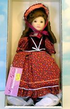 """SUZANNE GIBSON """"LITTLE GIRL WITH A CURL""""  Mint In Box."""