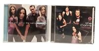 LOT OF 2 THE CORRS CD'S DISC LIVE IN DUBLIN & THE CORRS IN BLUE