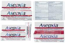 Asepxia Acne Spot Treatment Cream for Pimples & Blackhead with Benzoyl.