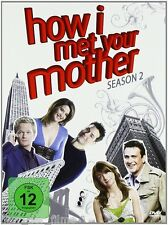 HOW I MET YOUR MOTHER, Season 2 (3 DVDs) NEU+OVP
