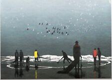 Elton Bennett Notecards, New printing- The Sea Birds Cry- 5 cards & envelopes