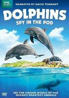 Dolphins: Spy in the Pod (DVD, 2018)