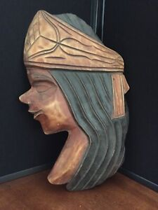 Wood Carved Profile