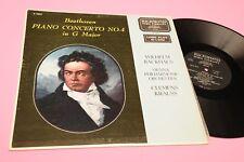 BEETHOVEN LP PIANO CONCERTO 4 BACKHAUS ORIG USA '60 RICHMOND HIGH FIDELITY NM