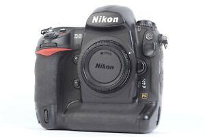 Nikon D3 12.1MP Digital SLR Camera (Body Only) Shutter Count: 112,756  #P0219