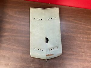 VINTAGE 50'S FORD MERCURY DODGE RATROD WINDSHIELD SUN VISOR CENTER MOUNT BRACKET