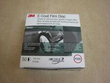 3m 3M-00692 E-coat Film Disc With Hook-it Ii, 6 In, P500, 50 Discs Per Box