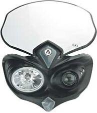 Acerbis 2042690001 Cyclops Headlight Black