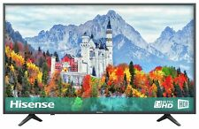 Hisense H43A6250UK 43 Inch 4K Ultra HD HDR Freeview Play Smart WiFi LED TV