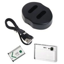 NP-BX1 Dual Battery USB Charger For Sony RX100 II III HDR-AS100V AS15/10 Camera