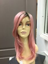 HAIRDO Rooted Pink Long PINKY PROMISE Fashion Fantasy Party Wig