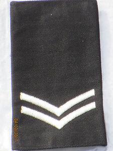 MOD/Germany GUARD SERVICE, Corporal,silber auf schwarz,datiert 2012