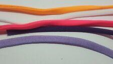 Top Quality bra strap elastic, 5mm wide, many colours, sport swimm wear