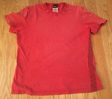 Men's Dolce & Gabbana D&G Red T-Shirt Tee Shirt Top. Made In Italy.