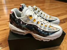 Nike Air Max 95 ERDL Party White Multicolor AR4473 100 Men's Size 8