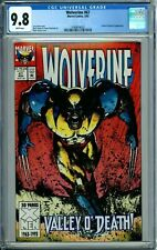 WOLVERINE 67 CGC 9.8 WP X-MEN MAVERICK NEW NON-CIRCULATED CASE MARVEL COMICS