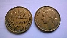 50 FRANCS GUIRAUD 1953