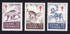 Cats Finnish Stamps