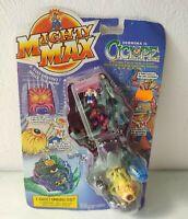 Mighty Max Gusci Orribilosi - Sgomina Il Ciclope 1993 nuovo sigillato blister