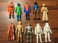Vintage Original Kenner Star Wars Action Figure Grab Bag Lot 1977-1984 3 5 8