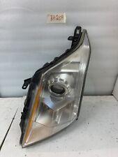 2010 2011 2012 2013-2015 2016 Cadillac SRX OEM Left Driver LH Halogen Headlight
