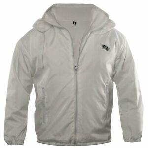 Bowling Bowls Jacket Waterproof Mens Fleece Lined Coat Hood Bowling Green Sport
