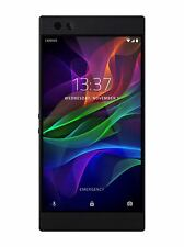 NEW Razer Phone UNLOCKED 64GB + 8GB RAM BLACK Gaming Phone 120Hz Ultra Motion