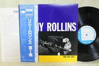 Sonny Rollins ‎– SAME Blue Note ‎GXK 8016(M) Japan VINYL LP N-MINT DISC OBI