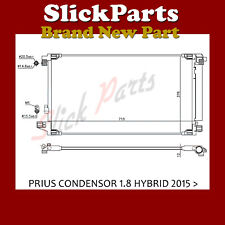 TOYOTA PRIUS AIR CON CONDENSOR 1.8 HYBRID 2015 2016 2017 WITH DRYER  *NEW*