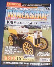 MODEL ENGINEERS WORKSHOP NO.210 DECEMBER 2013 - CHEMICAL BLACKING