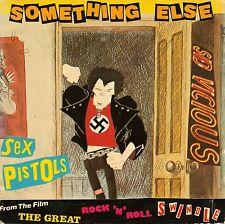"7"" Sex Pistols – Something Else / Friggin' In The Riggin' / KPD Punk // UK 1979"