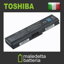 Batteria 10.8-11.1V 5200mAh EQUIVALENTE toshiba PA3819U1BRS PA3819U-1BRS