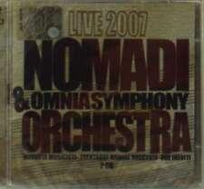 Orchestra Live 2007 [2 CD] - Nomadi & Omnia Symphony Orchestra ATLANTIC