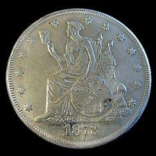 1872 US Trade Dollar fantasy coin