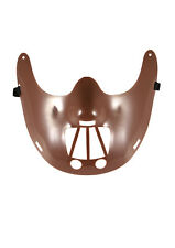 Hannibal Lecter Adult Mask Halloween Costume Accessory Fancy Dress Scary U24 251