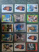Gary Sheffield 24 Card Lot w/ 5 RC including '89 Upper Deck and both Donruss RC