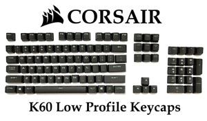 Corsair OEM Keyboard Keycap K60 Low Profile ABS RGB Cherry Keys key caps