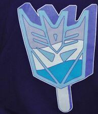 Nerd Block Exclusive T-Shirt Transformers Decepticon Deceptipop NWT XL Purple