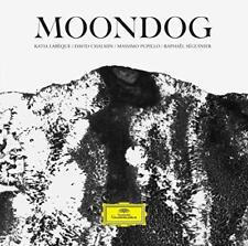 David Chalmin Massimo Pupillo Raphal Sguinier Katia Labque - Moondog [CD]