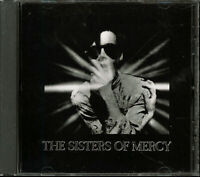 The Sisters Of Mercy - I Was Wrong/Interview (CD, 1990) PROMO PRCD 8412-2