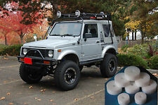 suzuki santana samurai  kit rialzo body lift