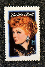 2001USA #3523 34c Lucille Ball - Legends of Hollywood - Mint NH Single Postage