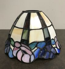 Tiffany Style Vintage Stain Glass Homemade Lamp Shade